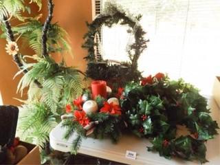 Christmas Foliage  Artificial Plant  5