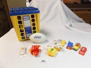 Mega Bloks  McDonald s Toys  Cars