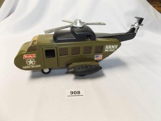 Buddy l Army Helicopter