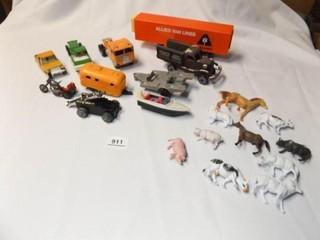 Variety Toys  Animals