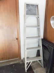 6  Aluminum ladder