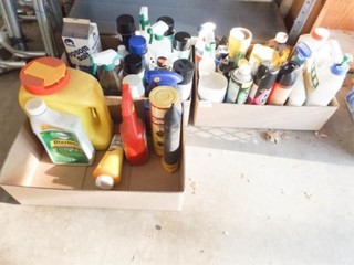 Pesticides  Cleaning Supplies  Yard Products