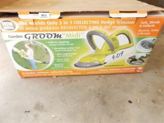 Garden Groom Midi in box
