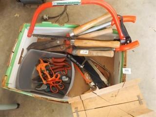 Yard Tools  Saws