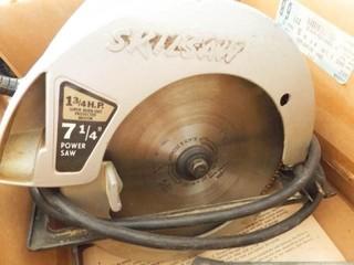 Skilsaw Power Saw Model  936