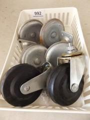 Caster Type Wheels  6