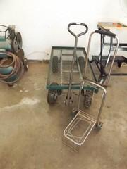Utility Wagon  lightweight Dolly