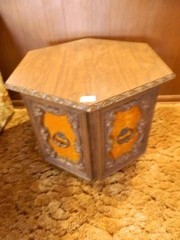 End Table  23  x 261 2  x 191 4  h