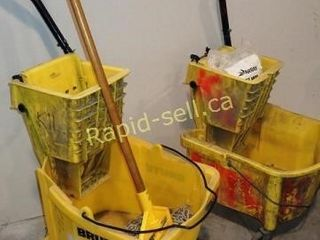 Commercial Mop Systems