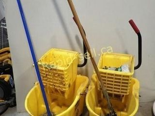Rubbermaid Commercial Mop Systems