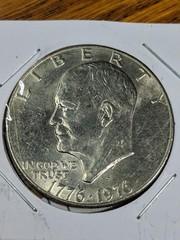Bicentennial 1976 US $1 coin