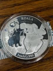 Koala 1 oz AG 999 Solomon islands 2019