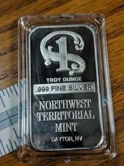Northwest Territorial mint .999 fine silver one
