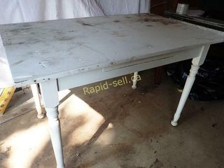 Antique Farm House Table