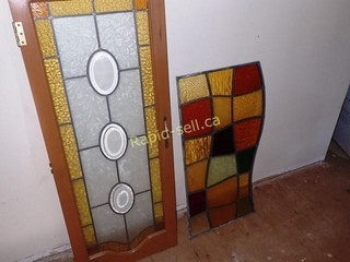 Stained Glass x 2
