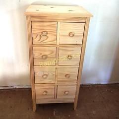 Pine CD Cabinet