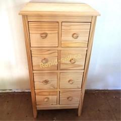 Pine CD Cabinet # 2