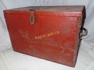 Redpath Sugar Crate