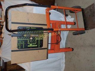 Saw Table & Utility Cart