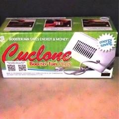 Cyclone Booster Fan Plus