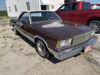 1979 Chevrolet El Camino Conquista 66k Miles