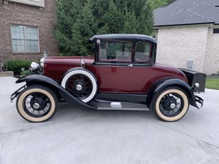 1931 Ford Model A- Located In Greenwood, In