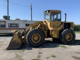 Cat 950 Wheel Loader 858264-z Unknown Hrs
