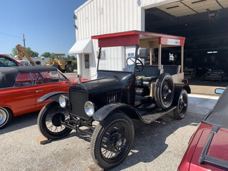 1920 Ford Model T Restored Body Used In Parades