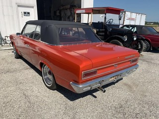 1966 Rambler American-440 34k Miles Showing
