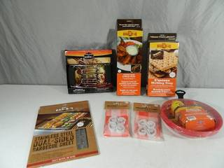 New BBQ Grilling Items
