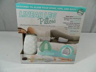 New Linear Leg Pillow
