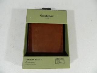 New RFID Secure Wallet