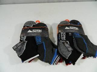 12 New Pair of Mens Socks