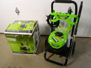 New 2300 PSI Brushless Electric Pressure Washer