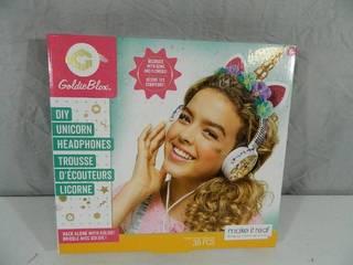 New DIY Unicron Headphones Kit