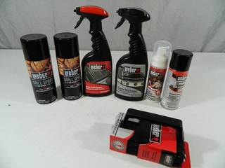 New Weber Grilling Products