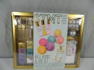 New Large DIY Bath Bomb Set