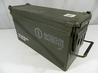 US Military Surplus 40mm Ammo Can