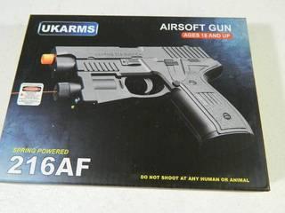 New Airsoft Pistol