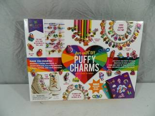 New DIY Puffy Charms Kit