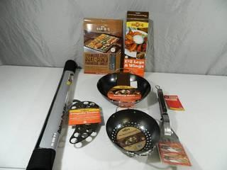New BBQ Items