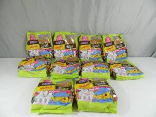 10 New Large Bags of Candy