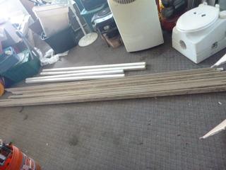 PVC Angle Stock