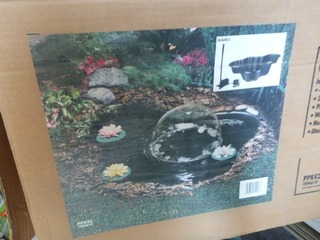 NEW Beckett Complete Pond Kit