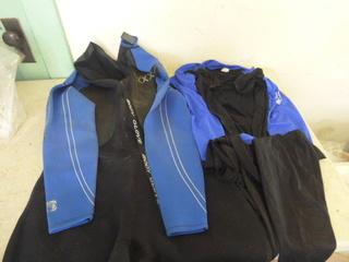 2 Wet Suits