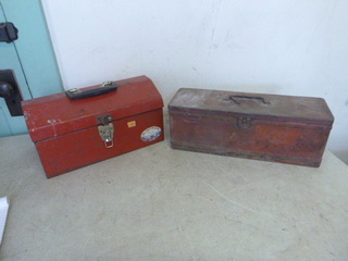 2 Toolboxes