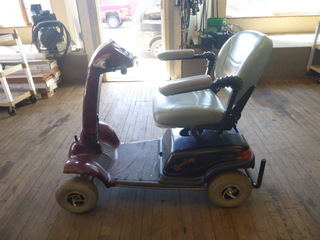 Rascal 600 Scooter