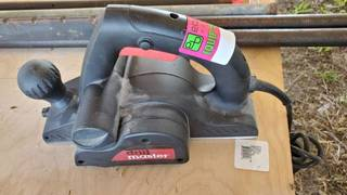 Drill Master Electric Planer