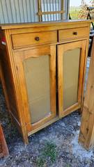 Vintage Jelly Cabinet