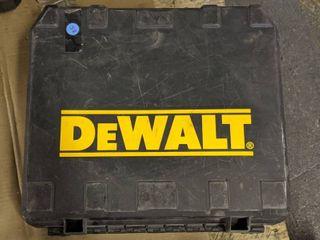 DeWalt 18 V SDS Hammer DC212 Type 2